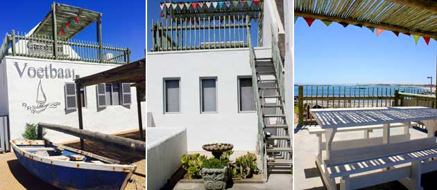VOETBAAI CHALETS - Mac Dougalls Bay