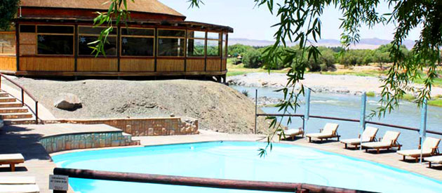 ORANGE RIVER CABANAS - NOORDOEWER