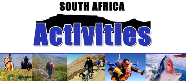 ACTIVITIES SOUTH AFRICA DIRECTORY