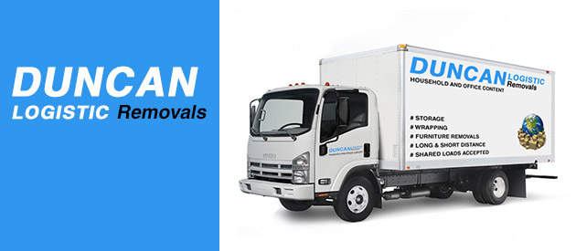 Duncan Logistics Furniture Removals