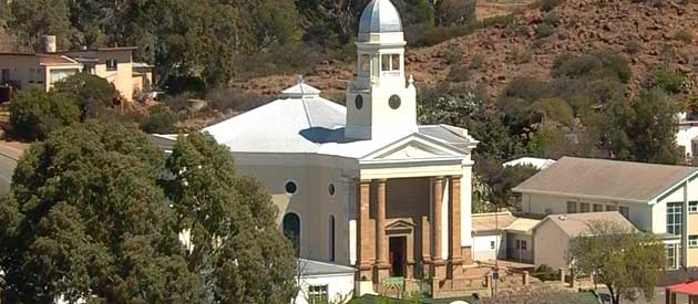 Colesberg, in the Northern Cape, South Africa