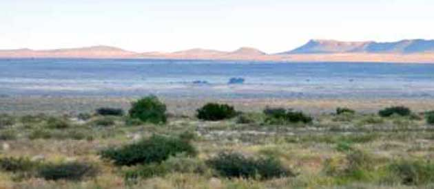 Strydenburg, in the Karoo in the Northern Cape Province of South Africa.