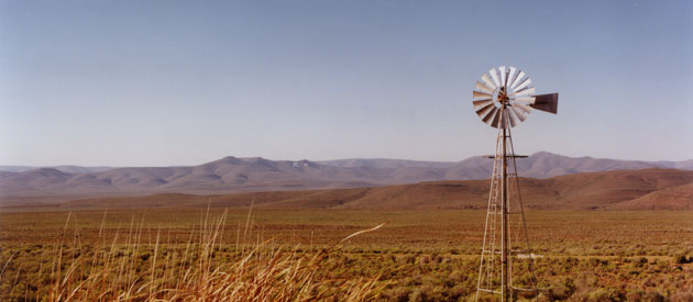 Van Wyksvlei, in the Northern Cape province of South Africa.